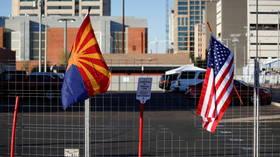 Congressional Democrats accuse company behind Arizona election audit of QAnon and Trump ties