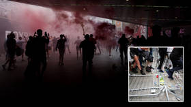 I'm not sorry, says Chelsea fan who put flare up bottom, drank 20 ciders, 'banged a load' of 'powder' & bribed way into Euro final
