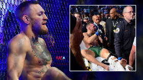 'We wouldn't let them compete': McGregor's claims that authorities knew he was injured before UFC 264 defeat refuted by commission