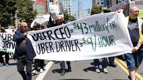 Uber is LYING to drivers about how much customers pay for rides, San Francisco news outlet claims
