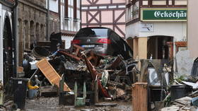 Belgium sets day of mourning as death toll from catastrophic floods in Europe rises to 153