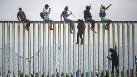 Biden administration sees highest number of illegal immigrants attempt to cross US southern border for 2 decades