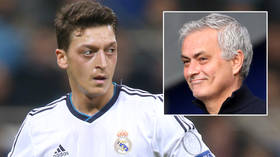Real Madrid president: Jose Mourinho told Mesut Ozil his girlfriend had been 'f*cked by all of Inter including the coaching staff'