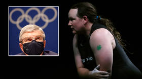 'You can't change the rules': Olympics boss says 'inquiry phase' is underway as nation pledges to protect transgender weightlifter