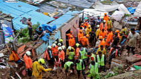 20+ killed in house collapses in Mumbai as city hit by heavy rain during monsoon season (PHOTOS, VIDEOS)