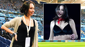 'I get very strong emotions': Zenit-loving figure skating queen Tuktamysheva hints she could include football in a future routine