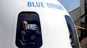 The countdown begins: Richest earthling Jeff Bezos set to make not-so-groundbreaking billionaire space flight