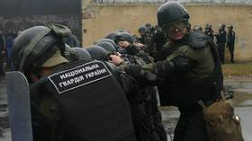 Ukrainian security agents under investigation after operatives beat up & disarmed country's own border guards on Russian frontier