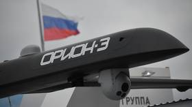 Russia unveils new deadly attack drone variant, as military-industrial chief says country to become major player in export market