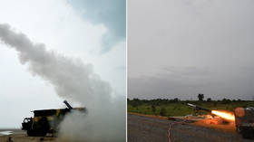 WATCH: India hails successful trials of surface-to-air and anti-tank missiles amid indigenous weapons push