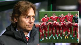 Russia move to appoint Valeri Karpin as national football team boss following Stanislav Cherchesov's dismissal