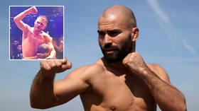 Bloodied Russian MMA star Lobov set to retire after brutal bare-knuckle loss to Ukrainian in scrap surrounded by sandbags (VIDEO)