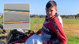 'We are deeply saddened': Tributes pour in after motorbike sensation Hugo Millan, 14, dies following horror crash during race