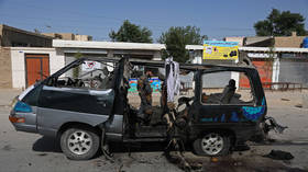 Afghanistan on course for highest number of civilian casualties ever, UN warns 1 month before US withdrawal deadline
