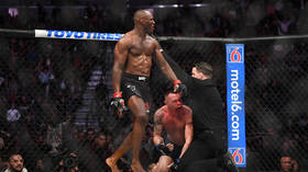 UFC champion Usman to settle rivalry with bitter foe Covington in November rematch
