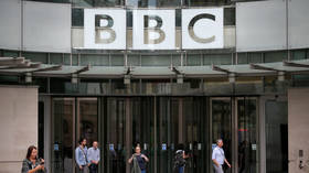 Chinese state newspaper lashes out at BBC for 'fabricating stories' about journalists 'attacked' while covering floods