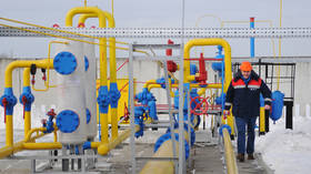 Russian state gas giant declines to buy extra transit capacity in Ukraine's Soviet-era network as Nord Stream 2 nears completion