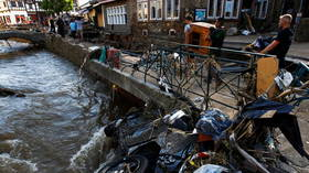 Right-wingers pitching in to help flood victims after a slow government response dispels myth of German efficiency, says AfD MEP