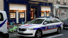Luxury Paris jewelry store hit in broad daylight armed raid, over $2 million worth of loot reportedly stolen