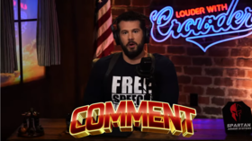'The most painful of recoveries': Liberals gloat as conservative YouTuber Steven Crowder hospitalized with 'collapsed lung'