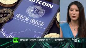 Delta forecasts turn grim & Amazon quashes BTC rumors