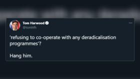 'HANG HIM,' GB News presenter demands as Manchester Arena bomb plotter reportedly refuses deradicalisation programmes
