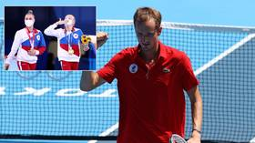 No wonder Daniil Medvedev snapped at 'cheaters' question – some people can't handle clean Russian athletes competing in Tokyo