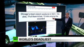 Numbers say US has world's highest murder rate, and nobody seems to care (full show)