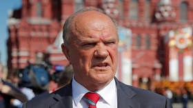 Russia is becoming 'fascist' state due to political 'repression' & 'cannibalistic' reforms, veteran Communist leader tells Putin