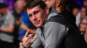 UFC star Darren Till vows 'EVEN MORE OFFENSIVE' social media content after being reported to POLICE over transgender Insta post