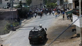 250+ Palestinians injured in clashes with Israeli forces during protest against illegal West Bank settlements (VIDEO, PHOTOS)