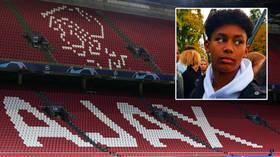 'An immeasurable loss': Dutch giants Ajax in mourning as teenage star Noah Gesser dies in tragic car accident