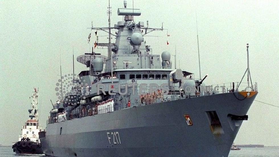"""Flagge zeigen"""": Deutschland schickt zum ersten Mal seit zwei Jahrzehnten ein Kriegsschiff ins Südchinesische Meer, da die Spannungen zunehmen"""