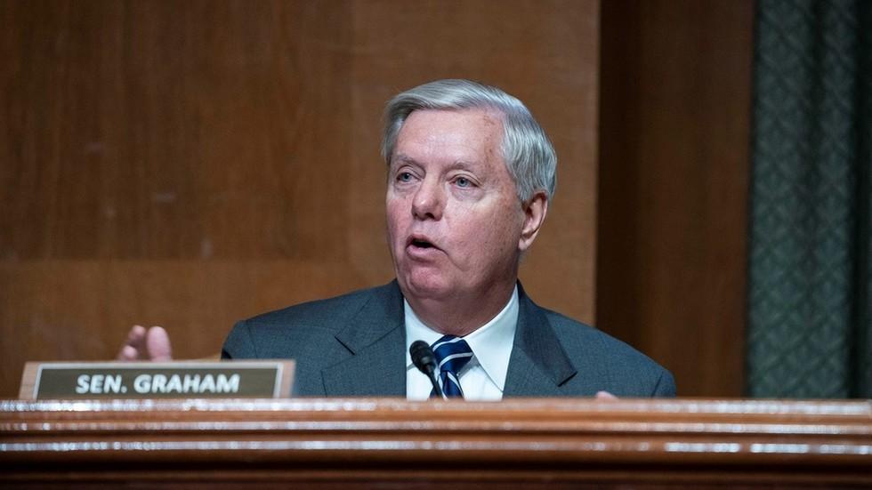 Republican Senator Graham says he has contracted Covid-19 despite vaccination