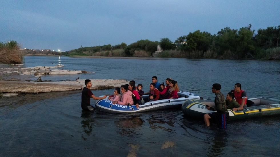 NGOs sue Biden administration over border enforcement, as migrant flood continues in Texas