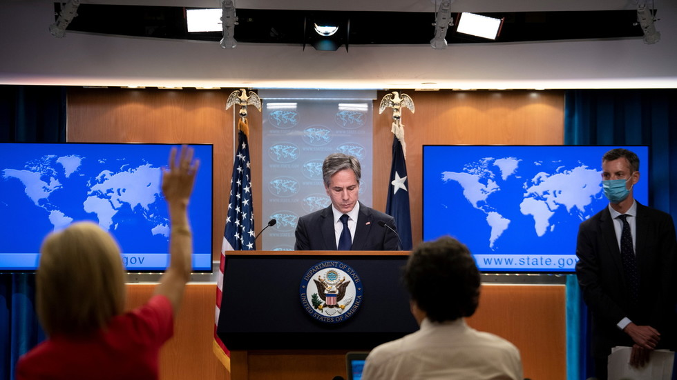 Blinken vows 'collective response' to tanker attack pinned on Iran, as Tehran warns Washington against any 'adventures'