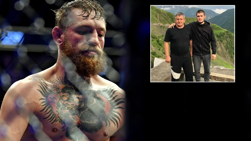 'This shows how dirty you are': Khabib responds to 'evil' Conor McGregor's deleted tweet about dead father