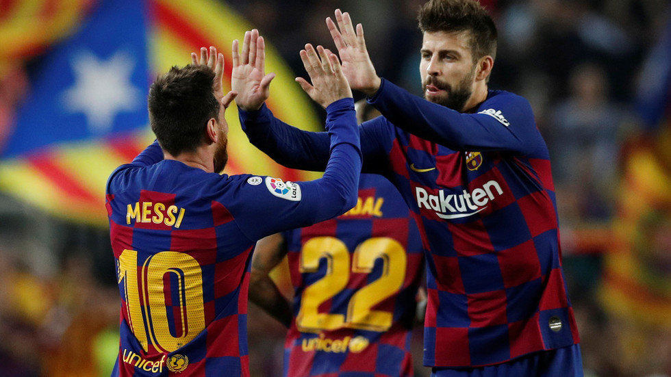 Football news: Gerard Pique has admitted that the departure of Lionel Messi is a seismic blow to the club
