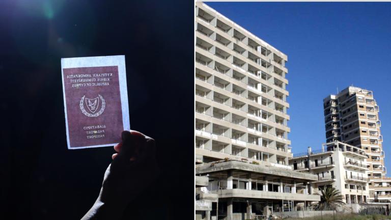 Cyprus rescinds passports of Turkish-Cypriot officials in 'breakaway cabinet' or linked to Varosha revival