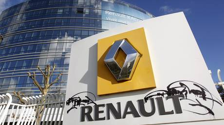 French carmaker Renault headquarters in Boulogne-Billancourt, France. © Chesnot/Getty Images