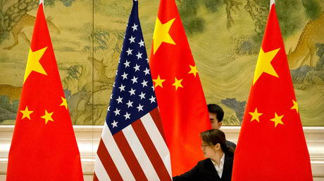 U.S and China trade talks in Beijing