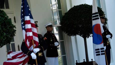 FILE PHOTO: © Brendan Smialowski/AFP