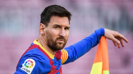 Lionel Messi has been rumoured to be heading to PSG after his exit from Barcelona a was confirmed last week - Getty Images / David Ramos