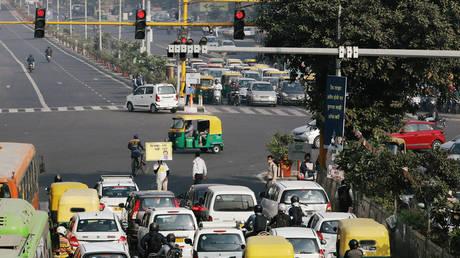 New Delhi, India. © Reuters / Anushree Fadnavis