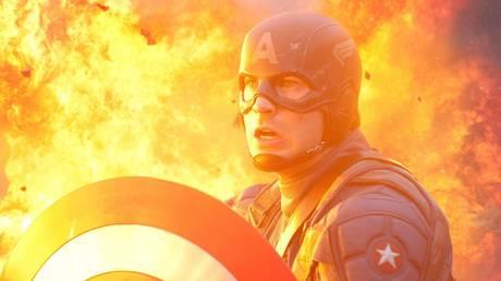 Captain America: The First Avenger by Joe Johnston, 2011. © IMDB