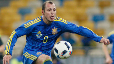 Roman Zozulya has joined a new football club © Valentyn Ogirenko / Livepic via Reuters