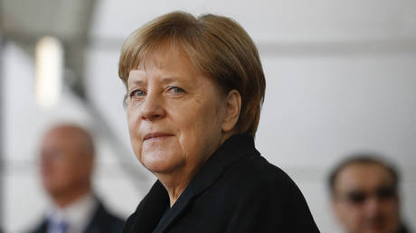 German Chancellor Angela Merkel. © AFP / Odd ANDERSEN