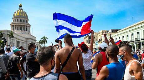 FILE PHOTO. Havana, Cuba. © AFP / YAMIL LAGE