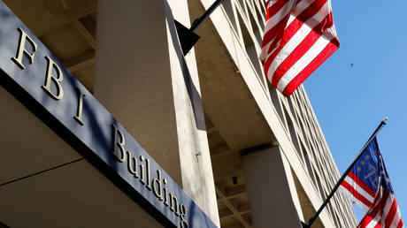 FILE PHOTO: FBI headquarters building is seen in Washington, U.S., December 7, 2018. © REUTERS/Yuri Gripas