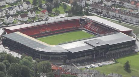 Brann Stadion © Erlend Bjørtvedt (CC-BY-SA) via Wikimedia Commons / Creative Commons Attribution-Share Alike 4.0 International license
